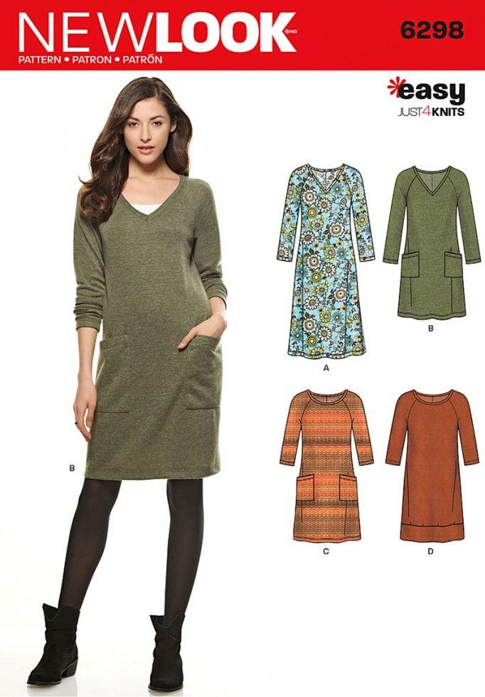9e4d8ed5ac0 PATRONS DE COUTURE BURDA-NEW LOOK-SIMPLICITY – laine à tricoter